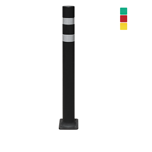 pilonas aflex dt 80 con placa