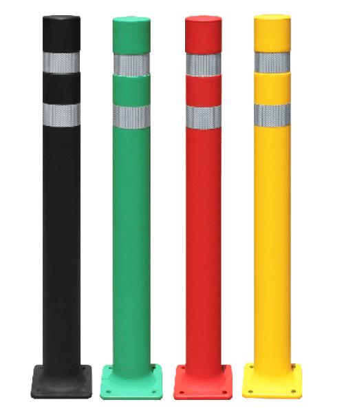 modelos pilonas flexibles dt con placa